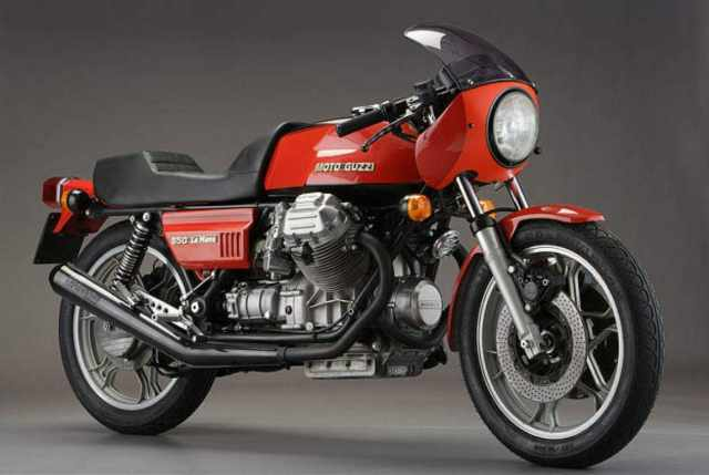 Moto Guzzi 1976 Le Mans 850 Mk1
