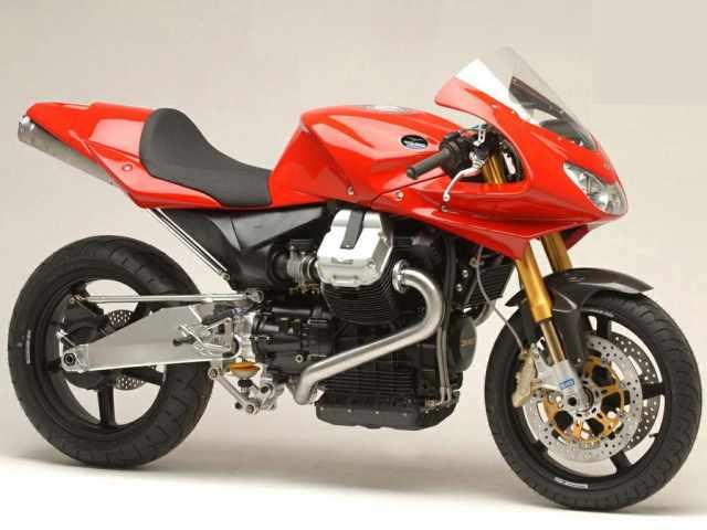 Moto Guzzi 2004-06 MGS-01
