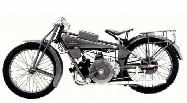 Moto GuzziOtto V8 racer