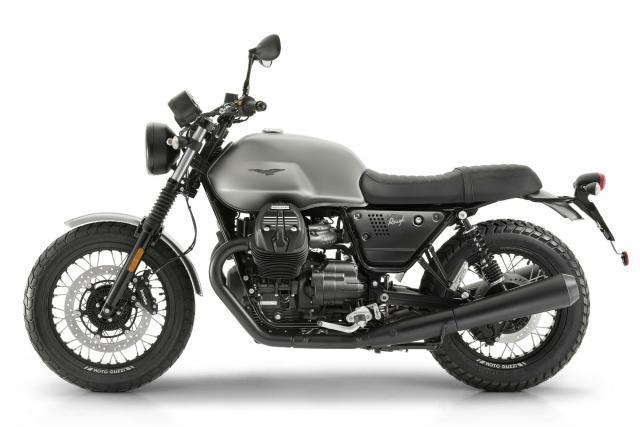 New bike finance deals from Aprilia, Moto Guzzi and Suzuki