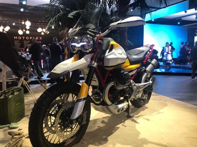 moto guzzi announces new range of 850cc visordown. Black Bedroom Furniture Sets. Home Design Ideas