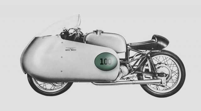 Moto Guzzi centenary