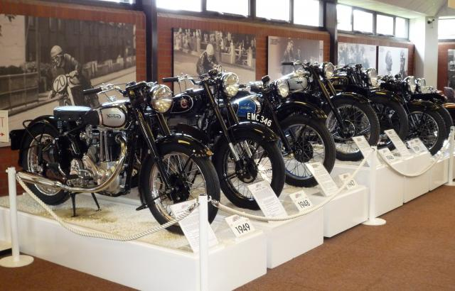 National Motorycle museum raffle