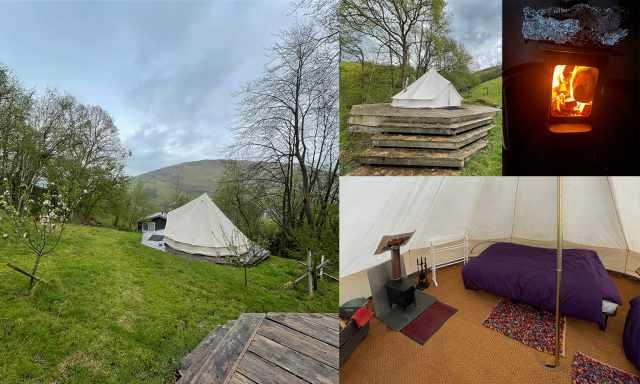yurt accomodation
