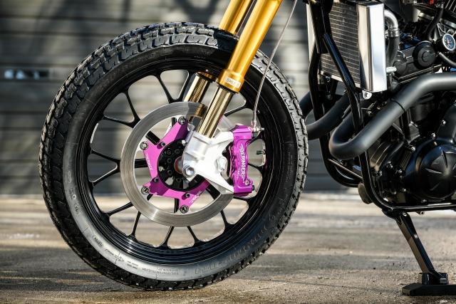 Nightmare road-legal flat-track bike