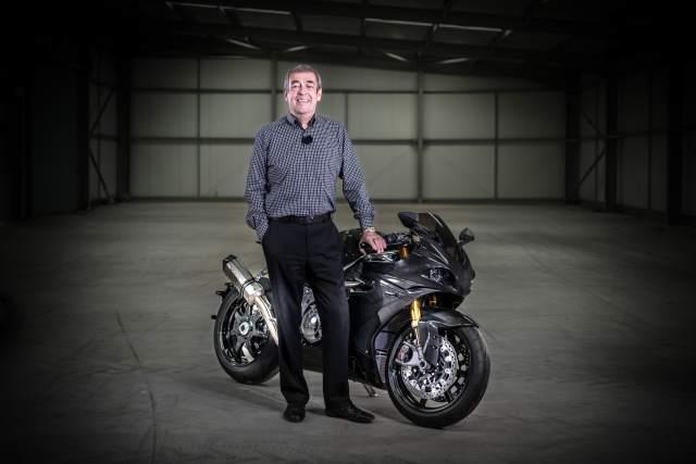 Norton Interim CEO john Russell