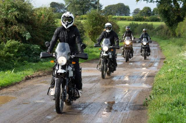 Off Road motorcycles in Dorset