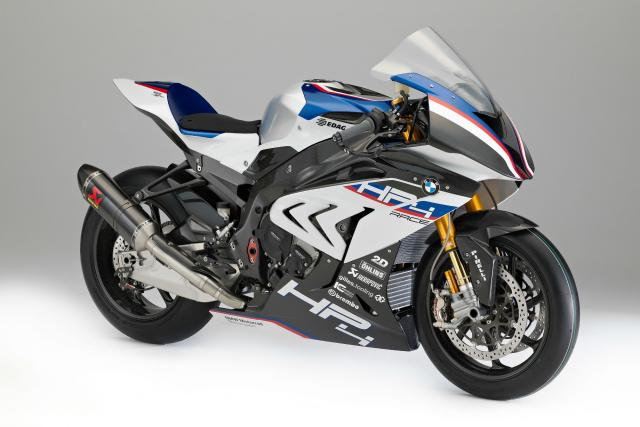 Honda Motorcycle Jacket BMW HP4 Race carbon specs and UK price r... | Visordown
