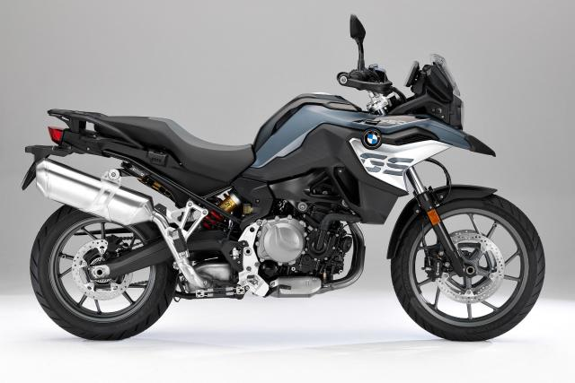new f750 gs and f850 gs debut visordown. Black Bedroom Furniture Sets. Home Design Ideas