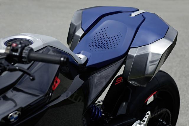 BMW 9cento concept bike
