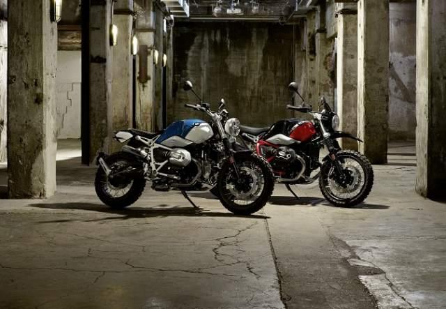 2021 BMW R nineT model updates