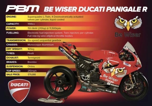 PBM BSB bike