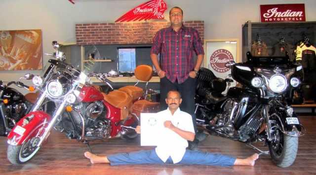 Pandit Dhayagude Guinness World Record
