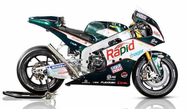 Paul Bird motorsport Aprilia