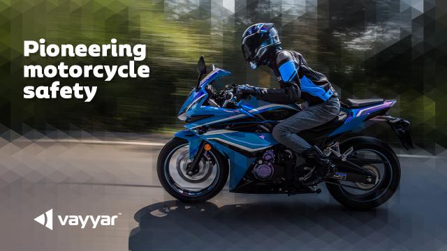 Split-second Sensing for Motorbike Safety: 4D Imaging Radar for ARAS