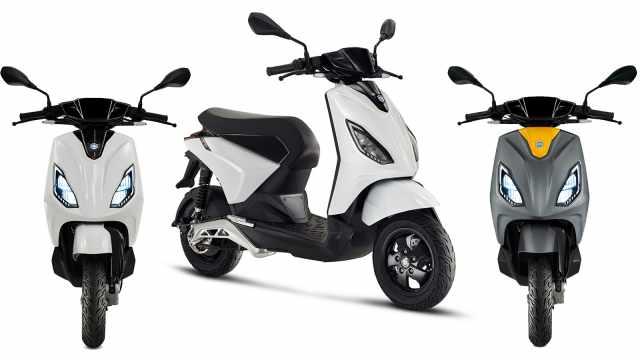 Piaggio One 2021 E-scooter
