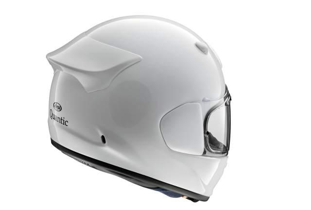QUANTIC_WHITE motorcycle helmet