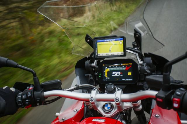 First Ride Bmw R1200gs Adventure Review Visordown