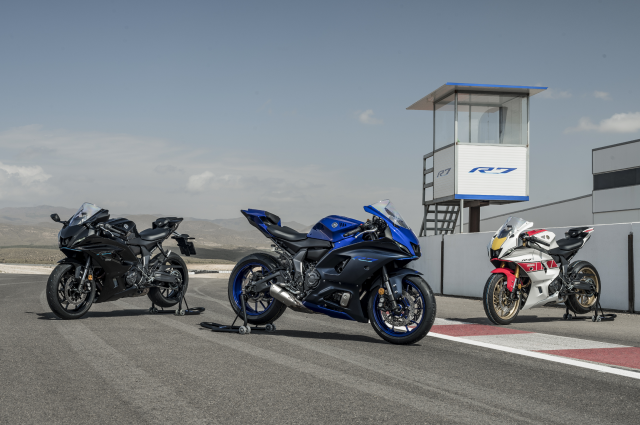 Yamaha R7 (2022) review | tested on the road and on the track