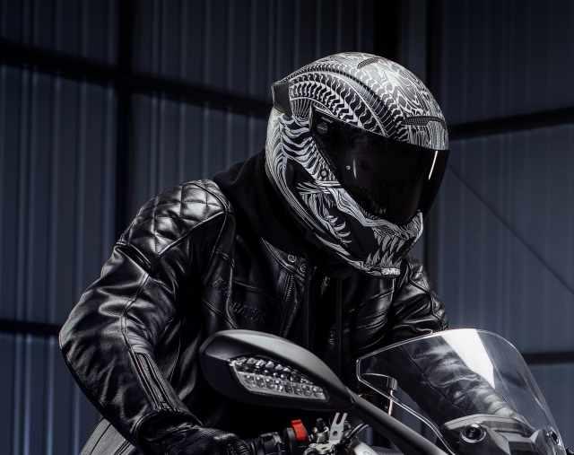 Enginehawk Reaper jacket