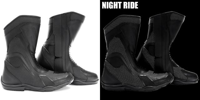 Richa Flare Boots