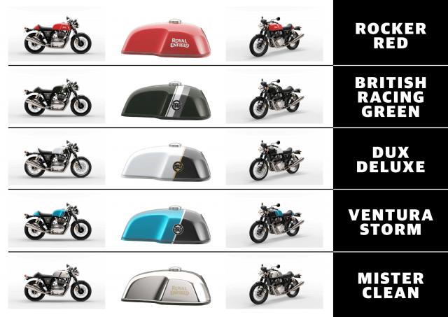 Royal Enfield 2021 650cc