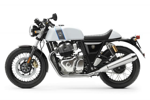 A2 Licence Bikes >> Royal Enfield reveals two new 650 twins ... | Visordown