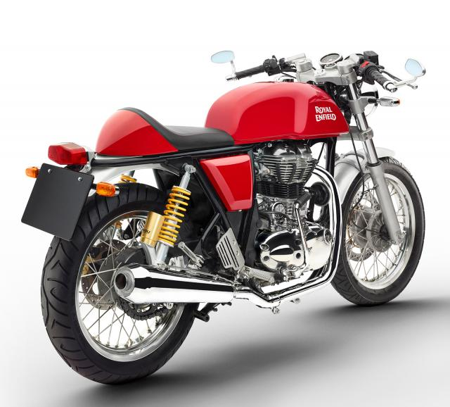 Is this Royal Enfield's new 750cc twin?