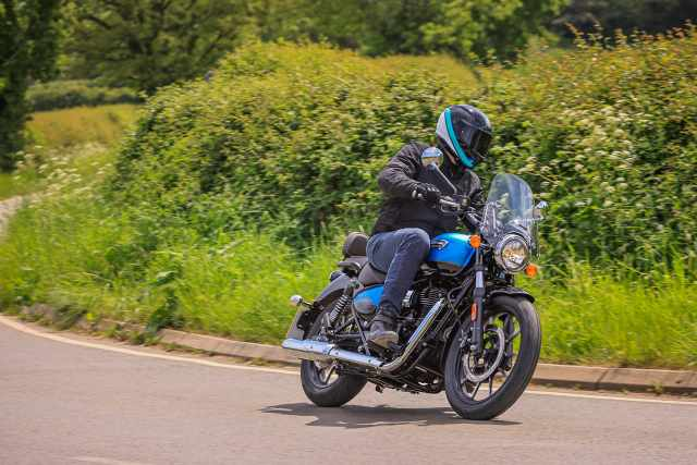 royal enfield meteor review