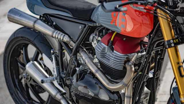 Royal Enfield Continental GT 650 RS