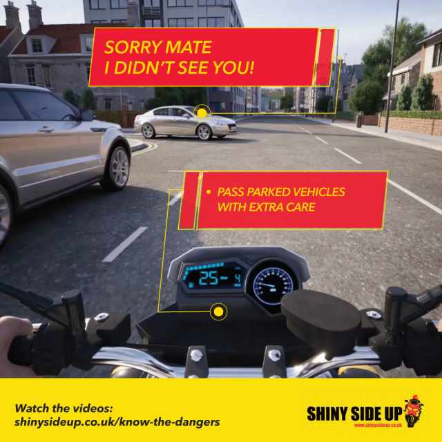Shiny Side Up launches new SMIDSY video safety campaign