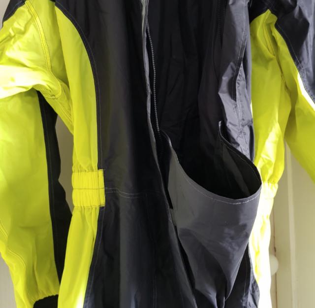 Richa Rainwear.