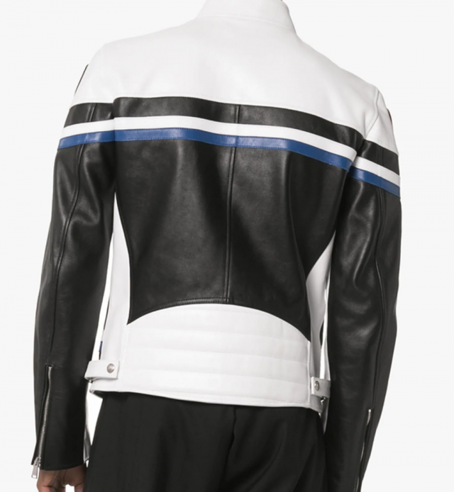 Ford Versace Motorcycle Jacket