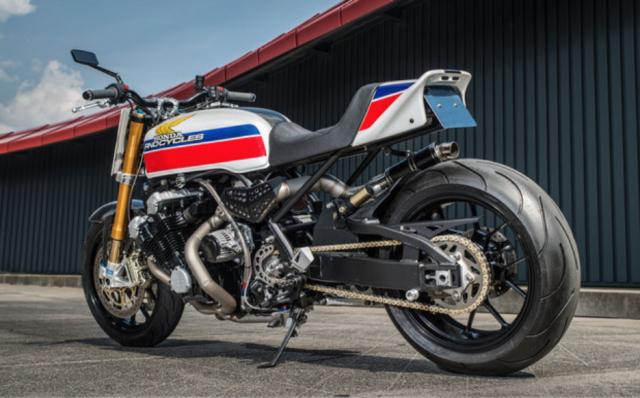 Rno Honda CBX 1000 Turbo