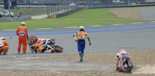 Marc Marquez - Repsol Honda Thailand MotoGP
