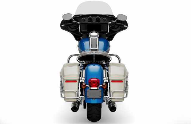 harley-davidson electra glide revival icons collection