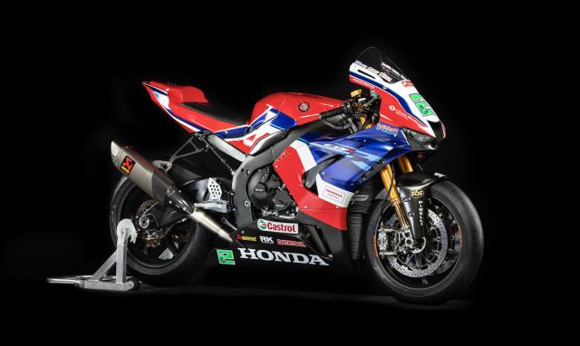 Honda CBR1000RR-R Fireblade 2021 BSB