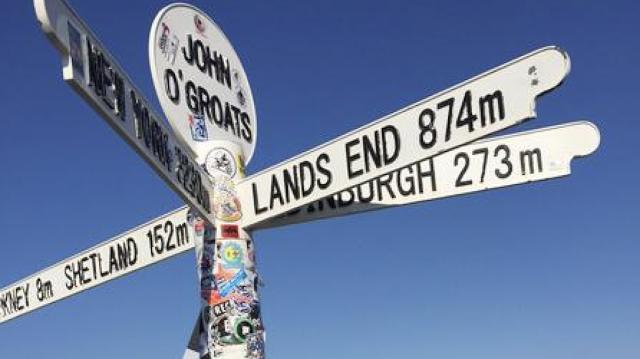 Lands End - John O Groats