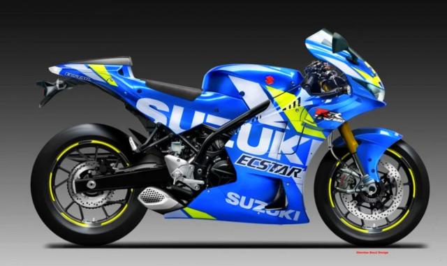 Suzuki SV650 RR - [credit: Oberdan Bezzi Designs]
