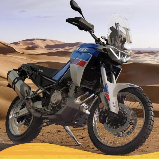 Aprilia 660 Tuareg