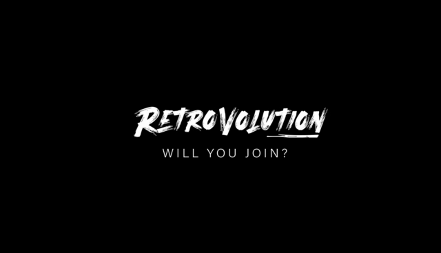 Retrovolution is coming