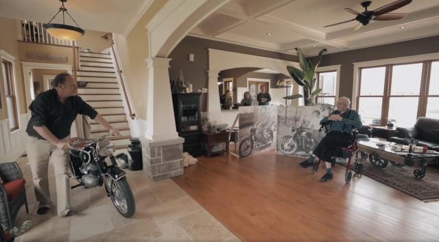 classic bike reveal