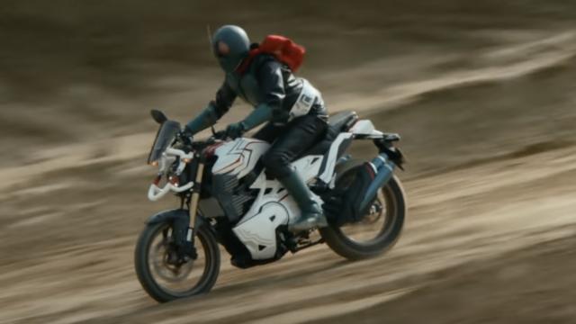 Shin Kamen Rider Trailer