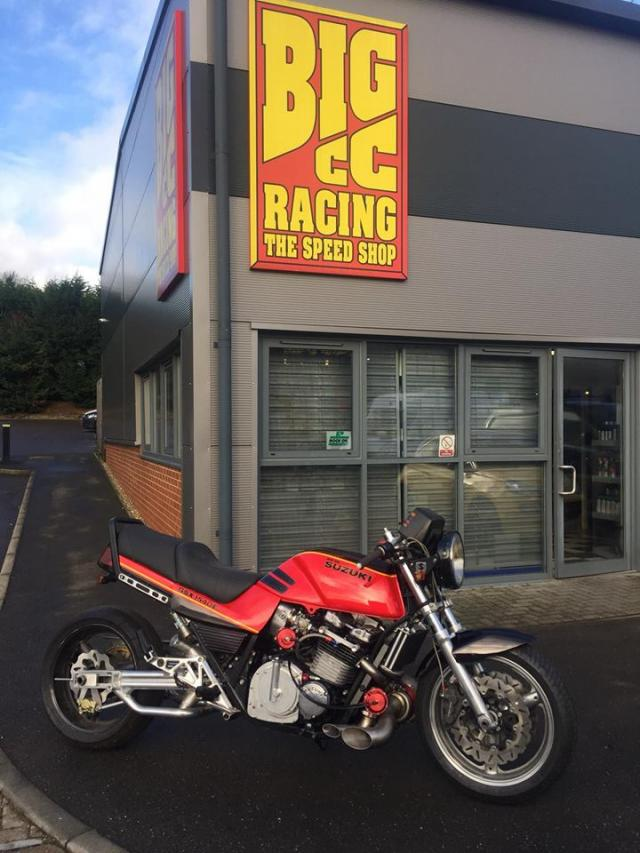 Big CC Racing GSX1540