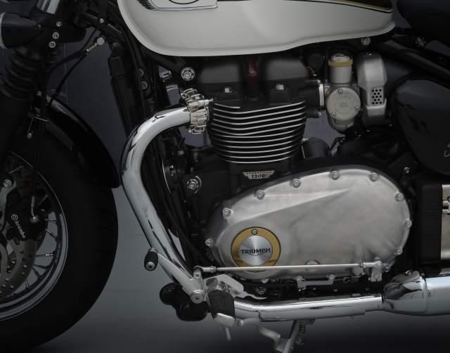 2021 Bonneville Speedmaster engine