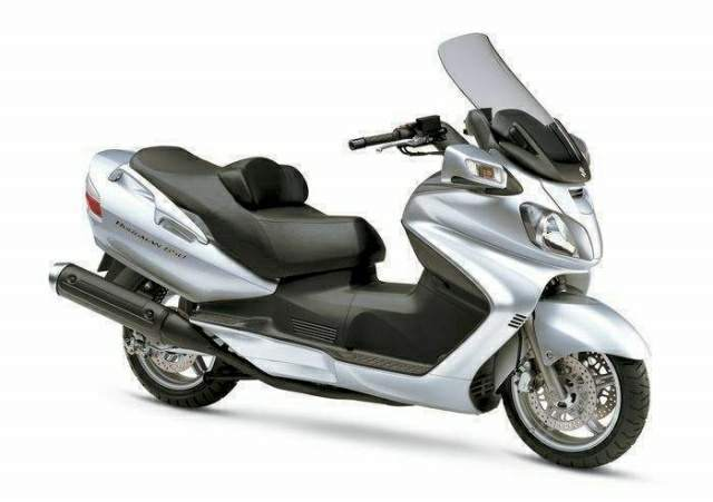 The Top 10 ultimate 'Maxi-Scooters' you can buy – ever!