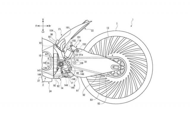 Suzuki Electric bike concept