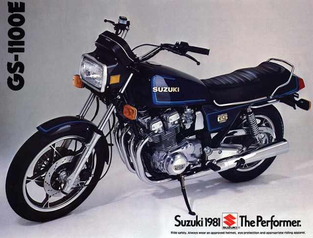 Suzuki GS 1100E