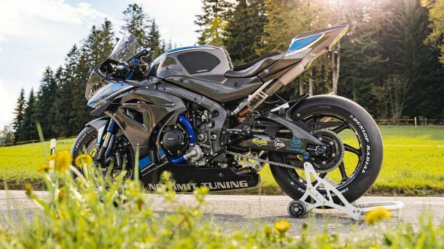 Suzuki GSX-R1000 Carbon Track Day Bike