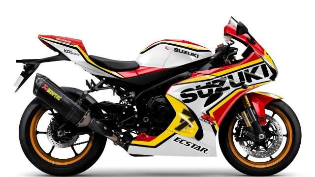 GSX-R1000R Legend Edition-Sheene